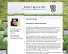 Click to visit Dr. Judith Levene's website